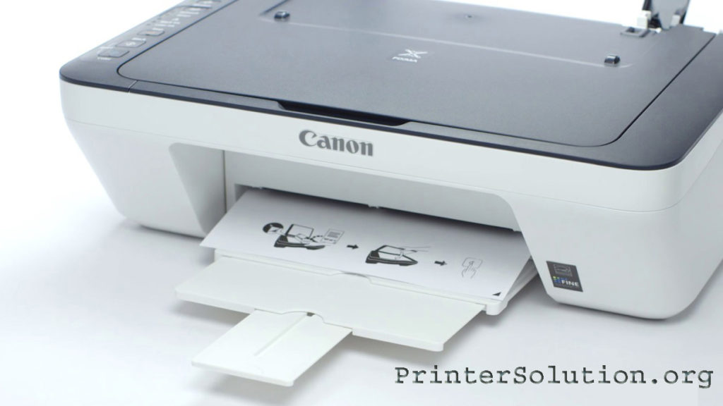 Canon Wireless Printer Setup